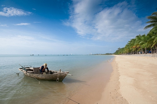 Bangsaray. Idyllic beaches, tropical retreat. But where is it? | The Thaiger