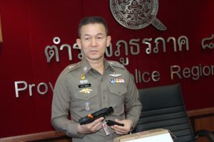 3,466 new guns distributed to police in Phuket | News by Thaiger