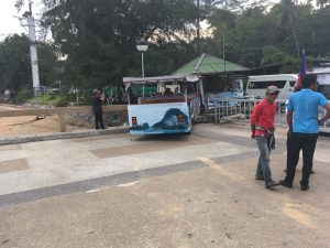 Buggy crash at Ao Po Pier | News by Thaiger