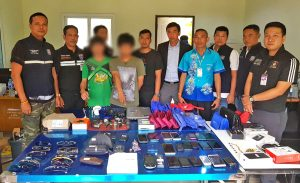 UPDATE: One more airport worker arrested for stealing passengers' valuables | News by Thaiger
