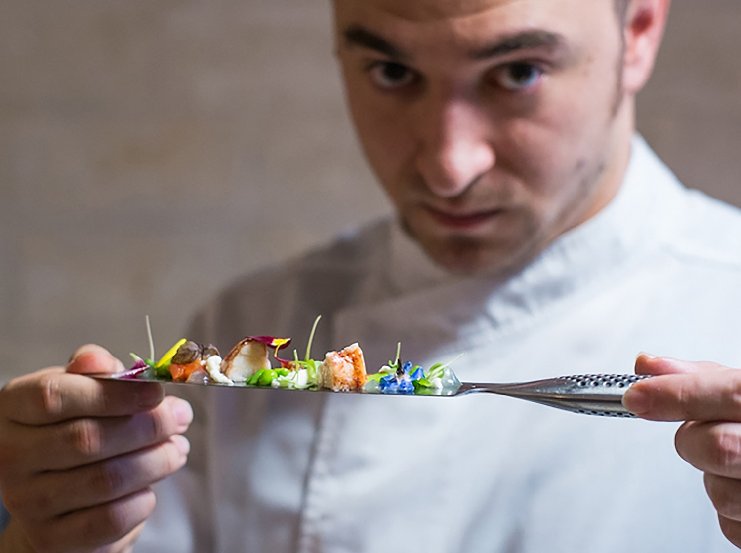 Michelin Star Chef Andrea Cannalire in Phuket | The Thaiger