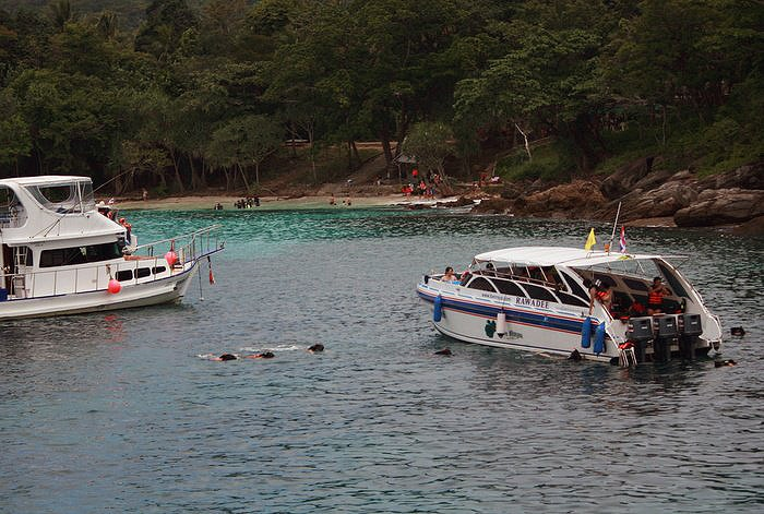 New year's eve diving tragedy in Koh Phi Phi | The Thaiger