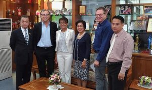 Phuket Hotels Association award their first six scholarships | News by Thaiger