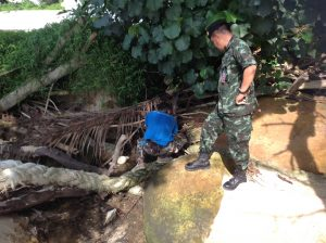Waste water flowing freely onto Krabi's beaches | News by Thaiger