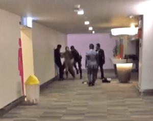 Frenzied passenger at Phuket airport | News by Thaiger