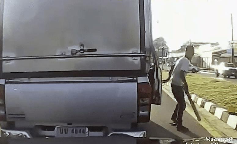 Machete road rage in Phuket | The Thaiger