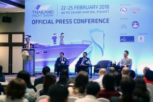 Thailand Yacht Show - attracting Superyachts to the region | News by Thaiger