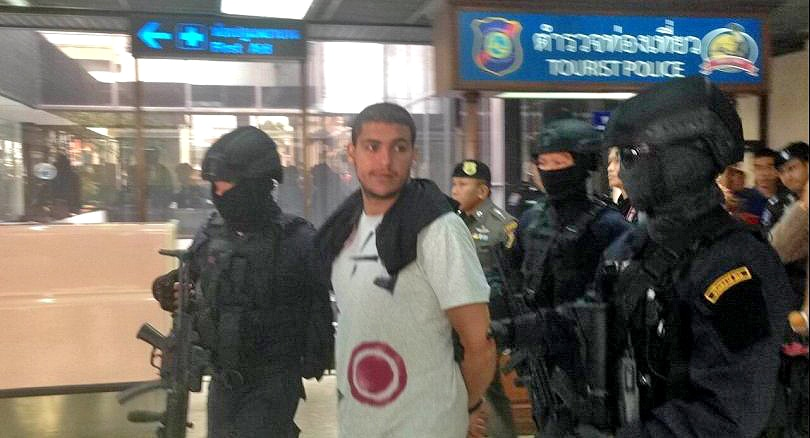 "UPDATE: ""Gangland revenge."" Brutal murder of an Israeli man on Chaweng Beach   The Thaiger"