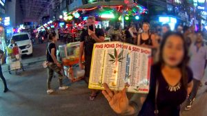 From ping-pongs to the real-deal. The evolution of sex-shows in Bangla Road. | News by Thaiger