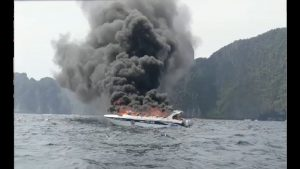 UPDATE: Two passengers and the captain of King Poseidon remain in ICU   News by Thaiger