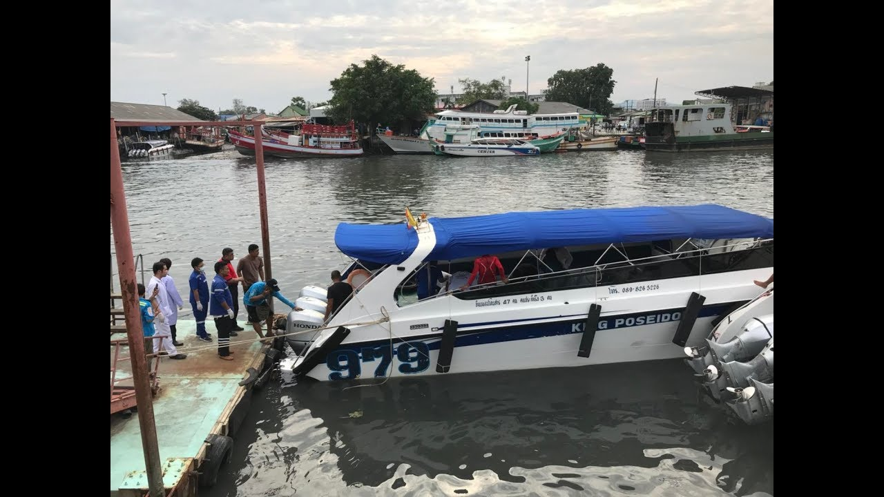 """""""Careless captain may be the cause of boat explosion,"""" Krabi Police 