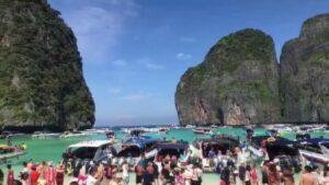 นายกท่องเที่ยวกระบี่ ผุด ไอเดียร์ เรือพยาบาล ลอยลำกลางทะเล ช่วย นทท.ประสบเหตุ ลดเจ็บตาย หลังเกิดอุบัติเหตุเรือสปีดโบทระเบิดกลางทะเล   News by The Thaiger