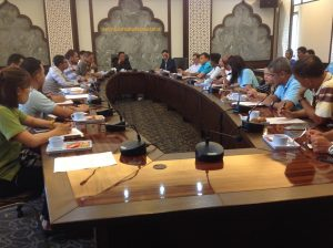 Krabi authorities consider purchase of marine ambulance | News by Thaiger