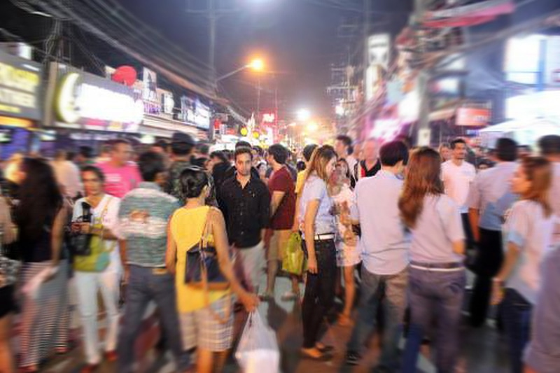 From ping-pongs to the real-deal. The evolution of sex-shows in Bangla Road. | The Thaiger