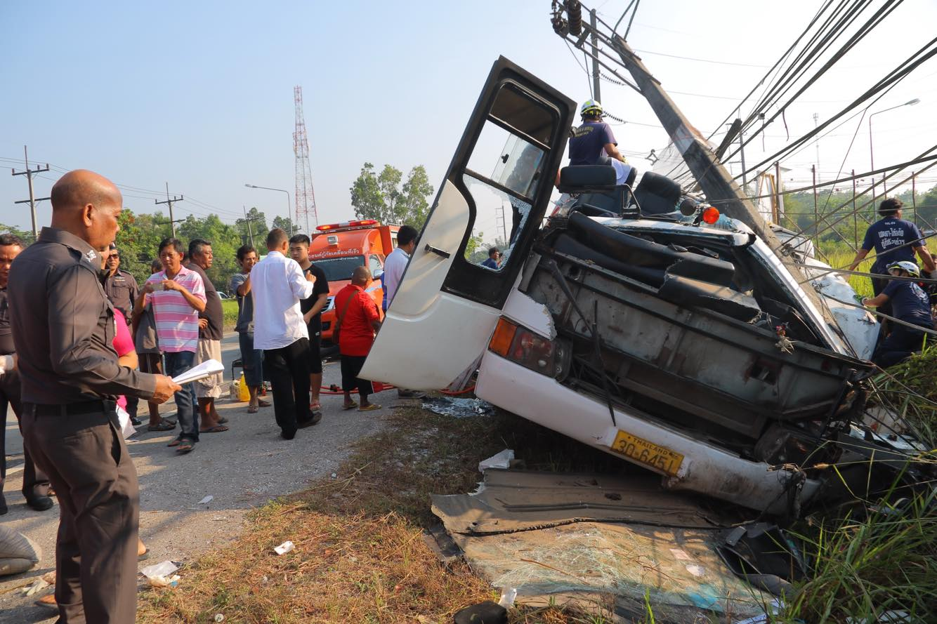 Chinese Tour Bus Accident