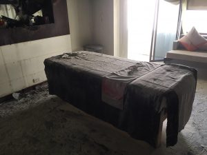 Fire in Ban Thai's spa in Patong | News by Thaiger