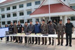 Six drug dealers arrested in major Krabi sting   News by Thaiger