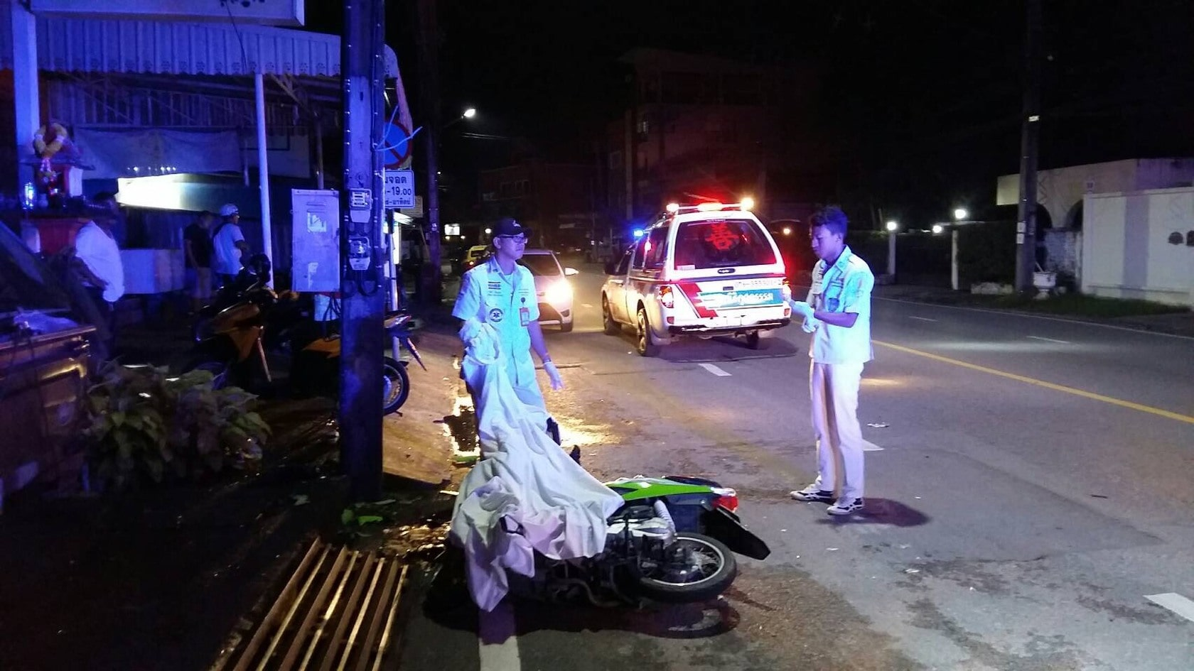 January's national road carnage up 65% – year on year | The Thaiger
