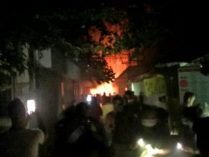 Nine injured in Koh Phi Phi guesthouse inferno   News by Thaiger
