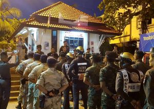 Five people from Soi Paradise arrested for taking drugs   News by Thaiger
