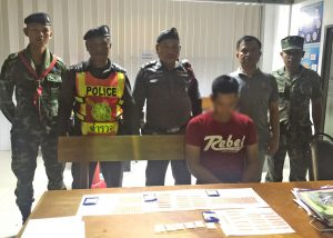 Drug courier arrested at Phuket Gateway checkpoint | News by Thaiger