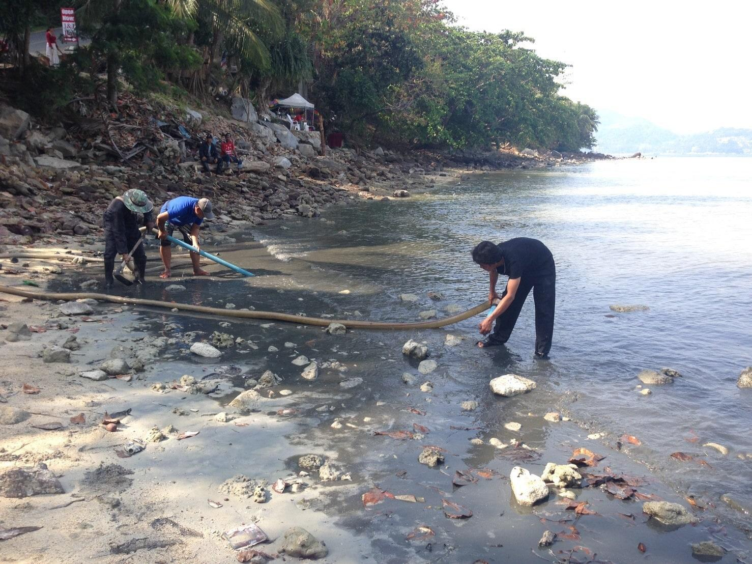 Patong & Krabi wastewater 'being tackled' | The Thaiger