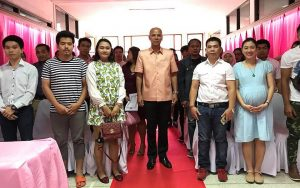 Valentine's marriage registration at Phuket District Office   News by Thaiger
