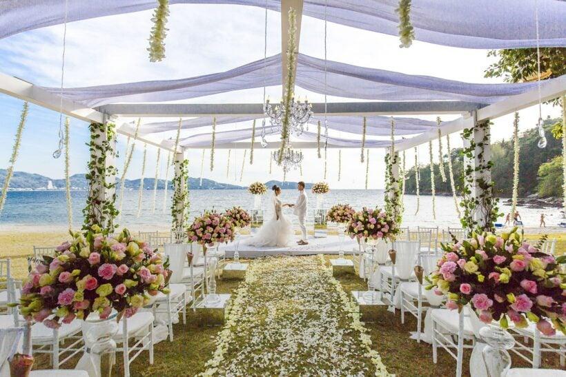 Dream Beach Weddings In Phuket | The Thaiger