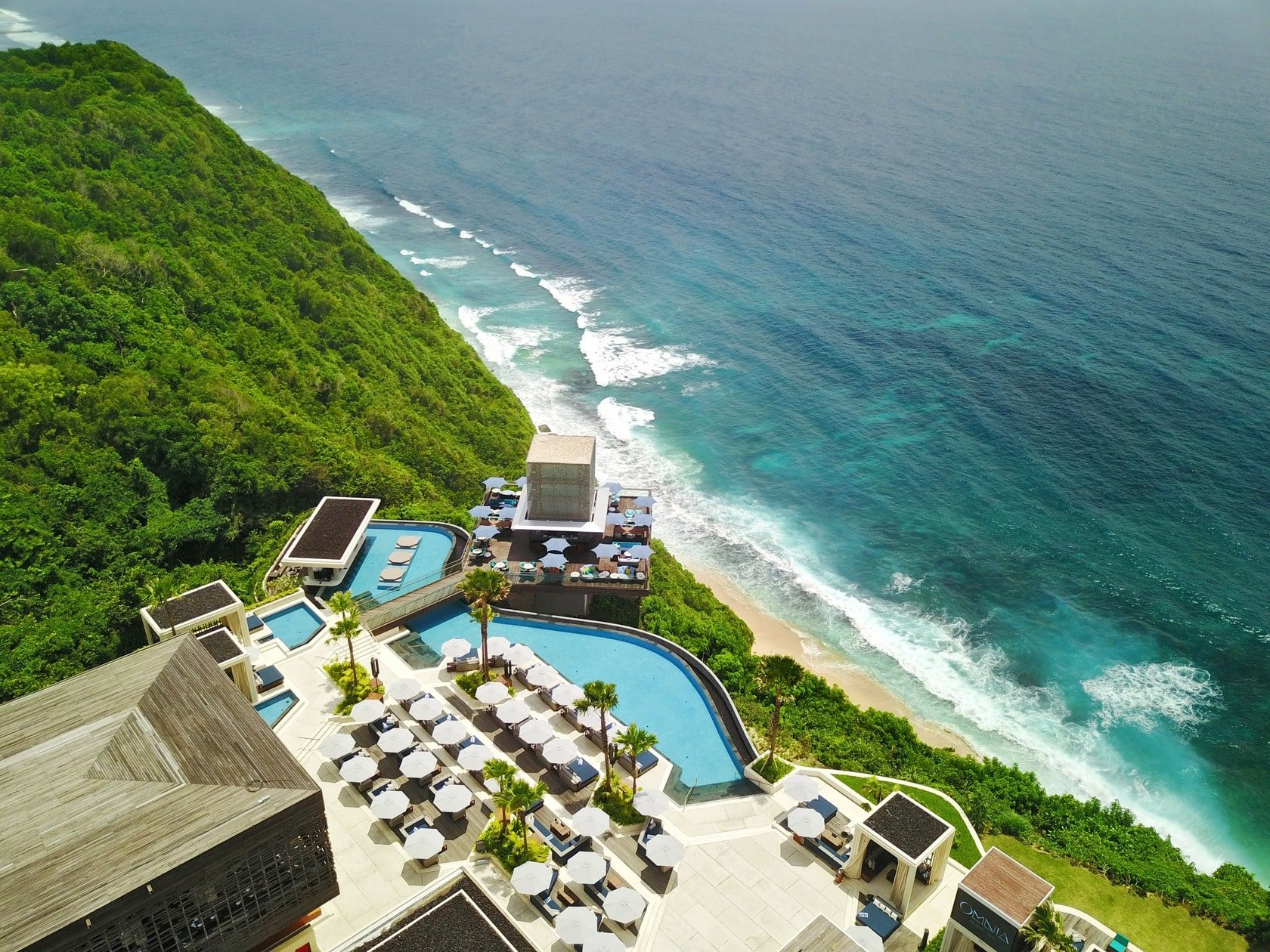 Wow Factor Spectacular New Day Club In Bali The Thaiger