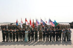 Going Gold - Thai/US Cobra Gold military exercises kick off | News by Thaiger