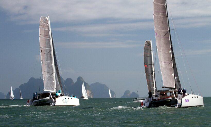 Records broken at windy 2018 The Bay Regatta | The Thaiger