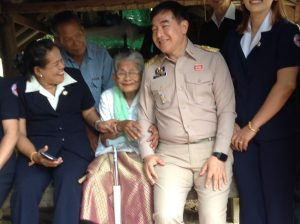 Krabi granny still going strong at 111 years old | News by Thaiger