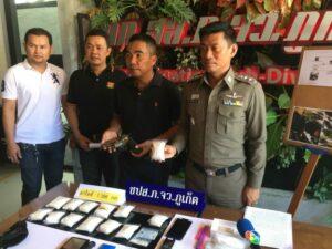 'Big drug dealer' arrested in Rawai | News by Thaiger