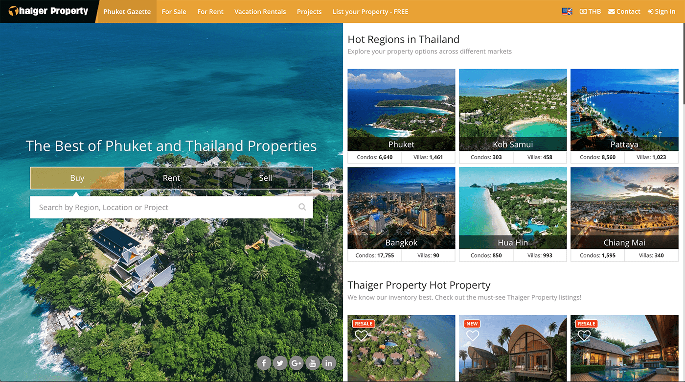 Introducing Thaiger Property – 8,000+ listings for Phuket | The Thaiger