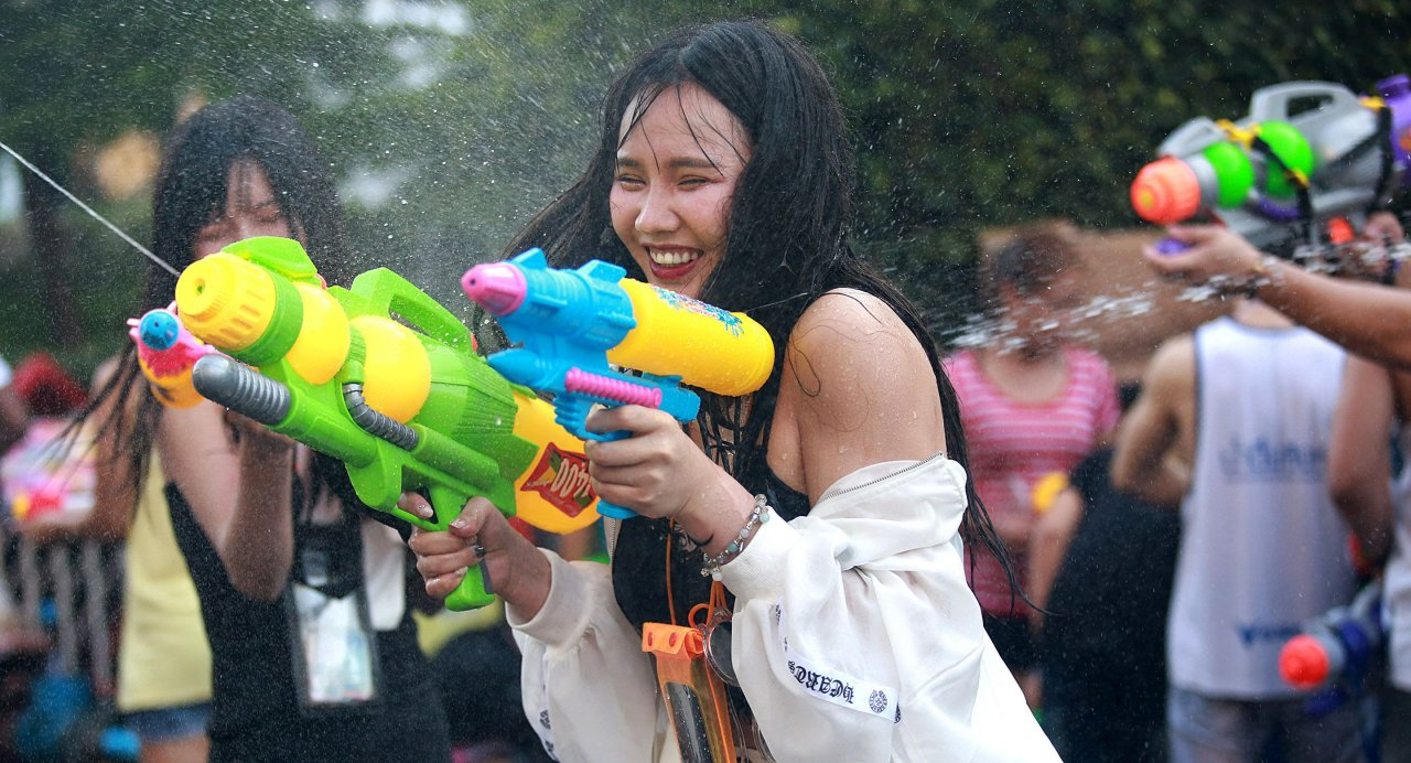 Five day Songkran | The Thaiger