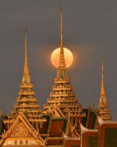 A very 'Thai' blood moon | News by Thaiger