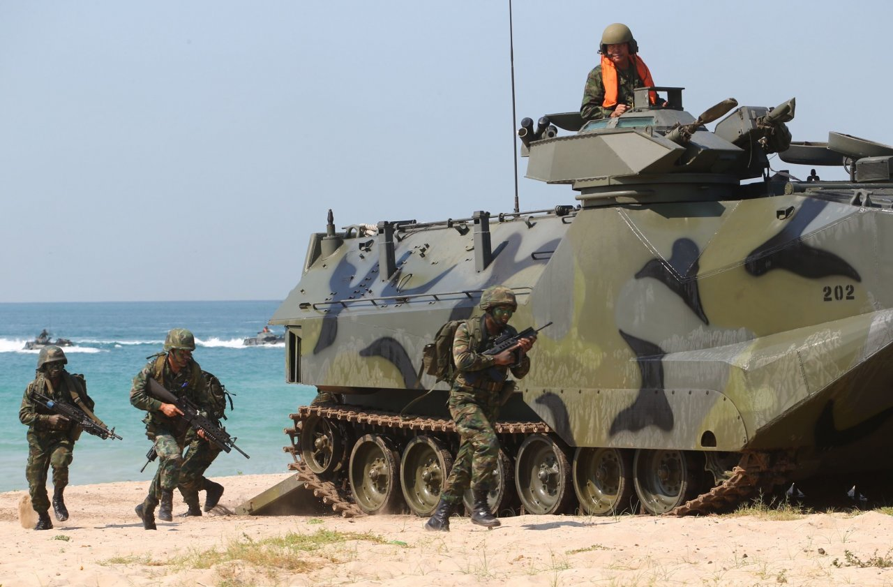 Going Gold – Thai/US Cobra Gold military exercises kick off   The Thaiger