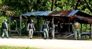 Southern police uninjured as Narathiwat bomb detonates | News by Thaiger