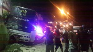 Another Chinese tour bus crash on notorious Patong Hill | News by Thaiger