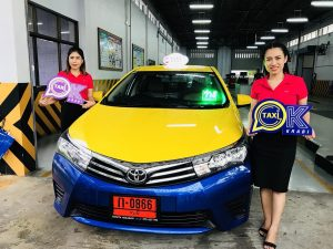 Taxi OK project in Krabi | News by Thaiger