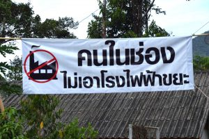 Waste-to-energy plant protests in Krabi   News by Thaiger