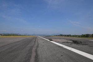 Krabi International Airport fixing its runway | News by Thaiger