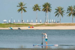 Surf and water sports groups call for beach space | News by Thaiger