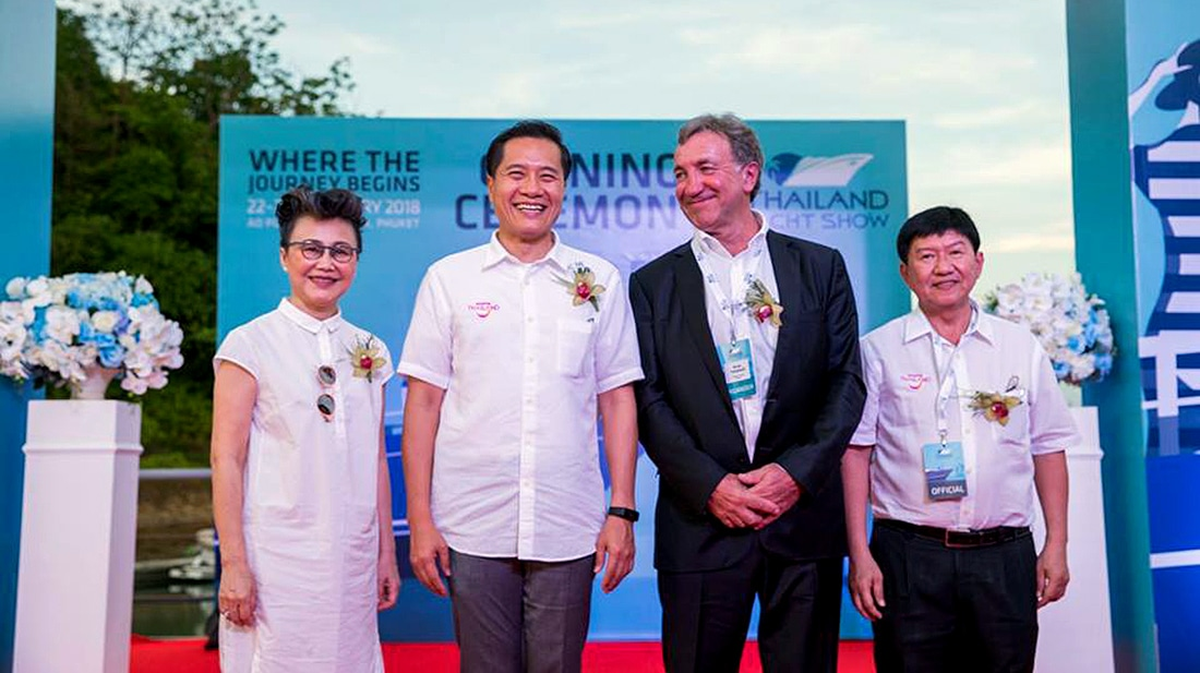 Nearly 5,000 visited this year's Thailand Yacht Show | The Thaiger
