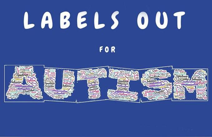 """Labels Out For Autism Campaign"". Monday,April 2. | The Thaiger"