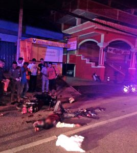 Robbery fail - thief ended up stabbed to death | News by The Thaiger