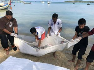 Anonymous corpse retrieved floating near Rawai | News by Thaiger