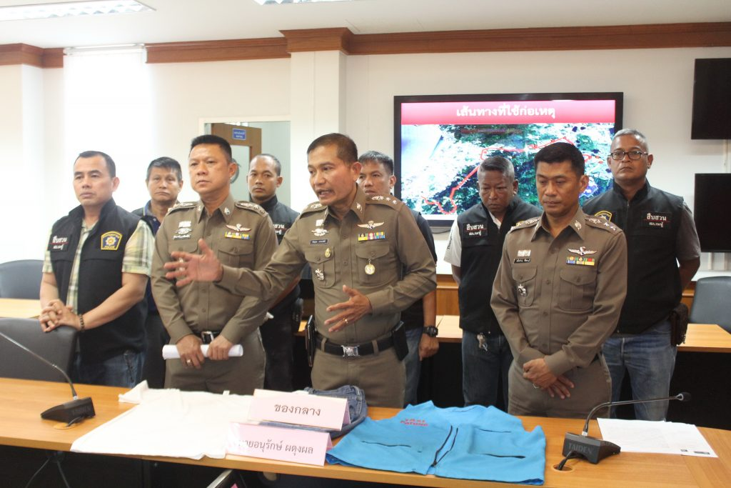Police arrest the Patong motorcycle robber | News by Thaiger
