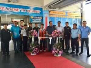 Phuket public transport service centre kicks off | News by Thaiger