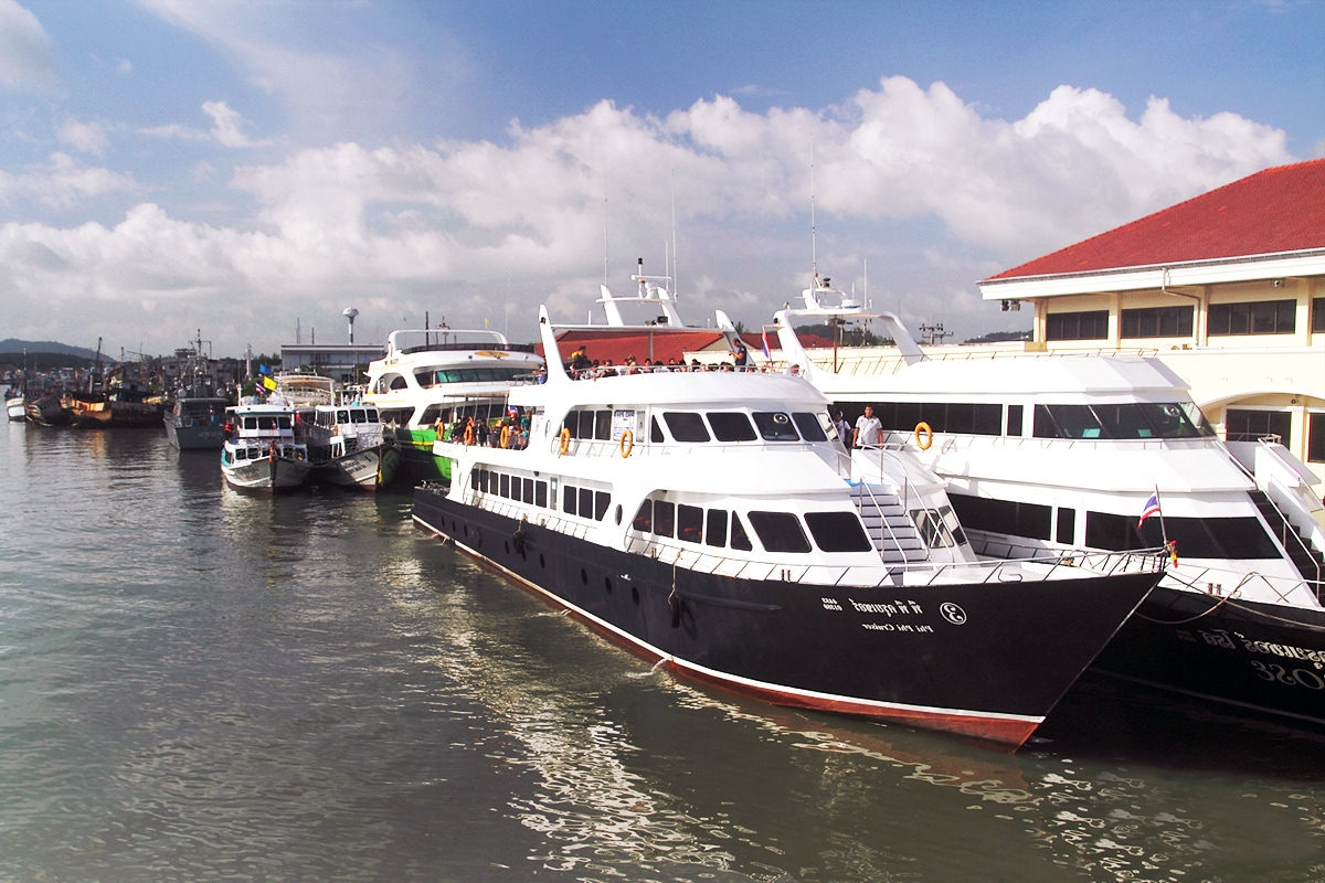 New ferry service to link Phuket Airport to nearby provinces | The Thaiger